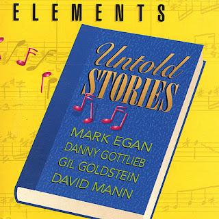 Elements - 1996 - Untold Stories