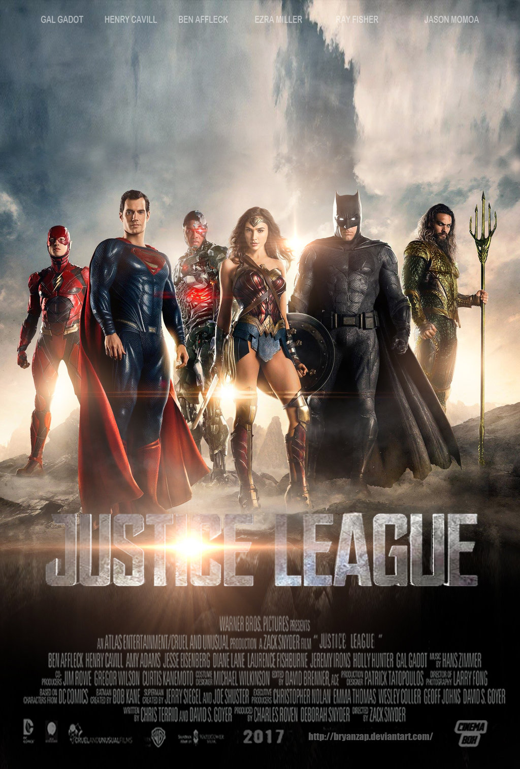 The Signal Watch Dc Movies Watch Justice League 2017