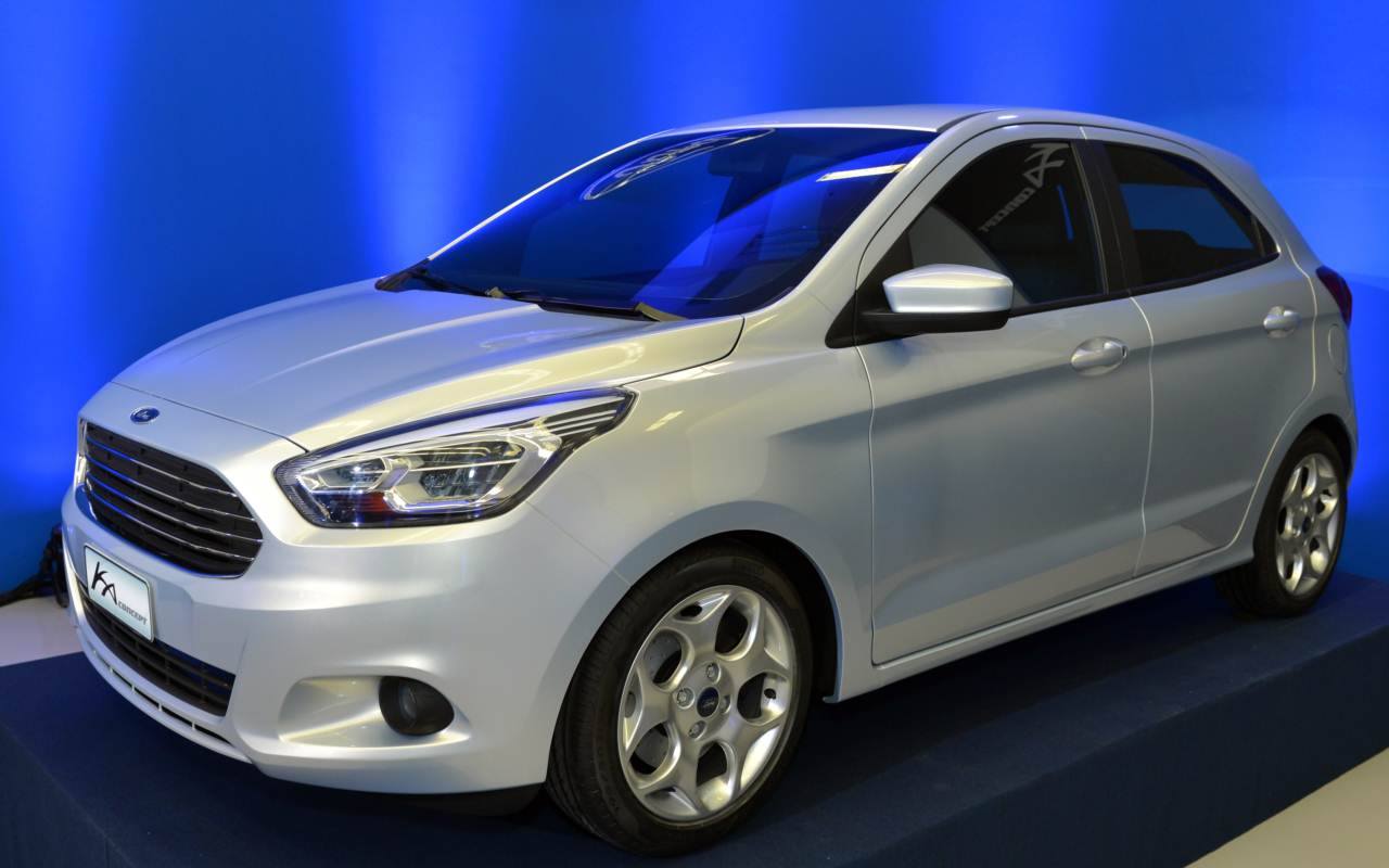 novo ford ka ser vendido na china no final de 2014 car blog br. Black Bedroom Furniture Sets. Home Design Ideas