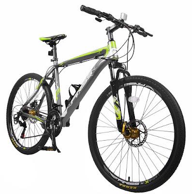 Merax Finiss Aluminum 21 Speed Mountain Bike
