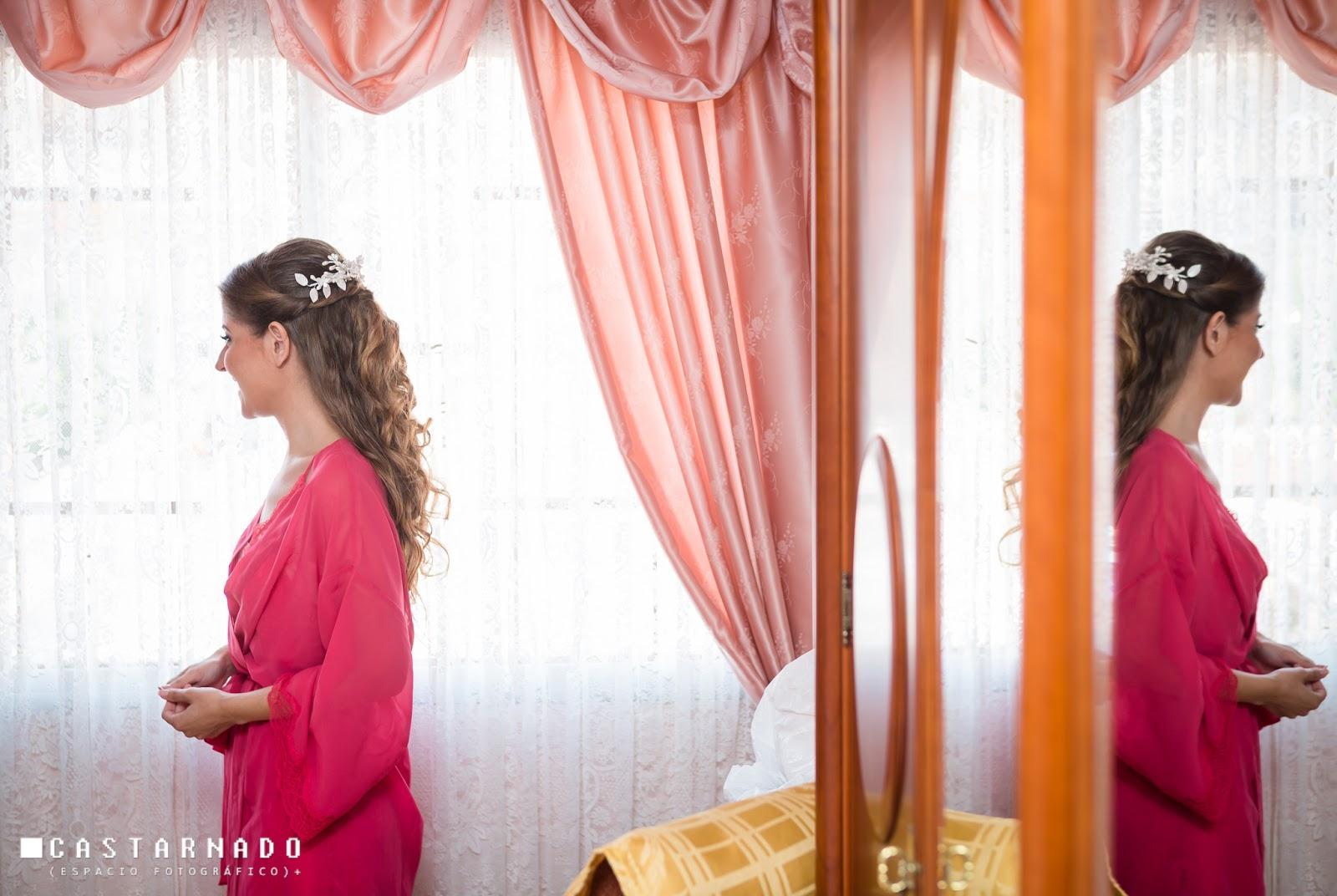 Bodas y mil cositas: La boda de Julián & Mayte. El look de la novia ...