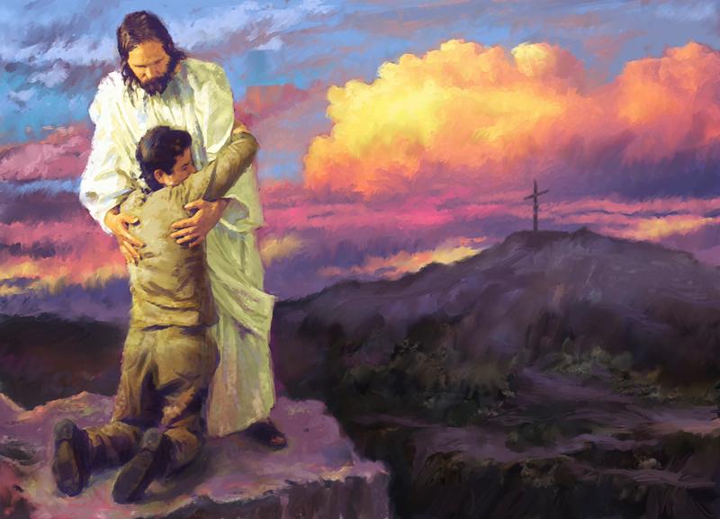 el senor es mi luz y mi salvacion