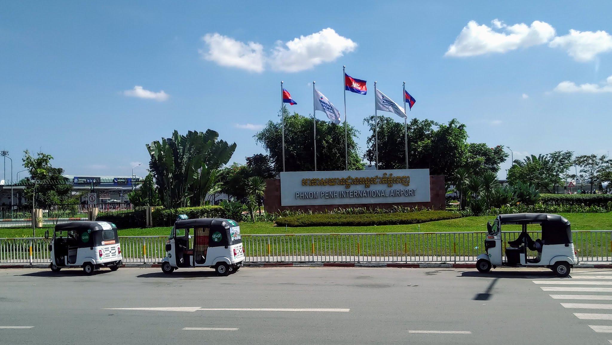 Bandara Kamboja, Pnompenh, Khmer, irfan-room.com