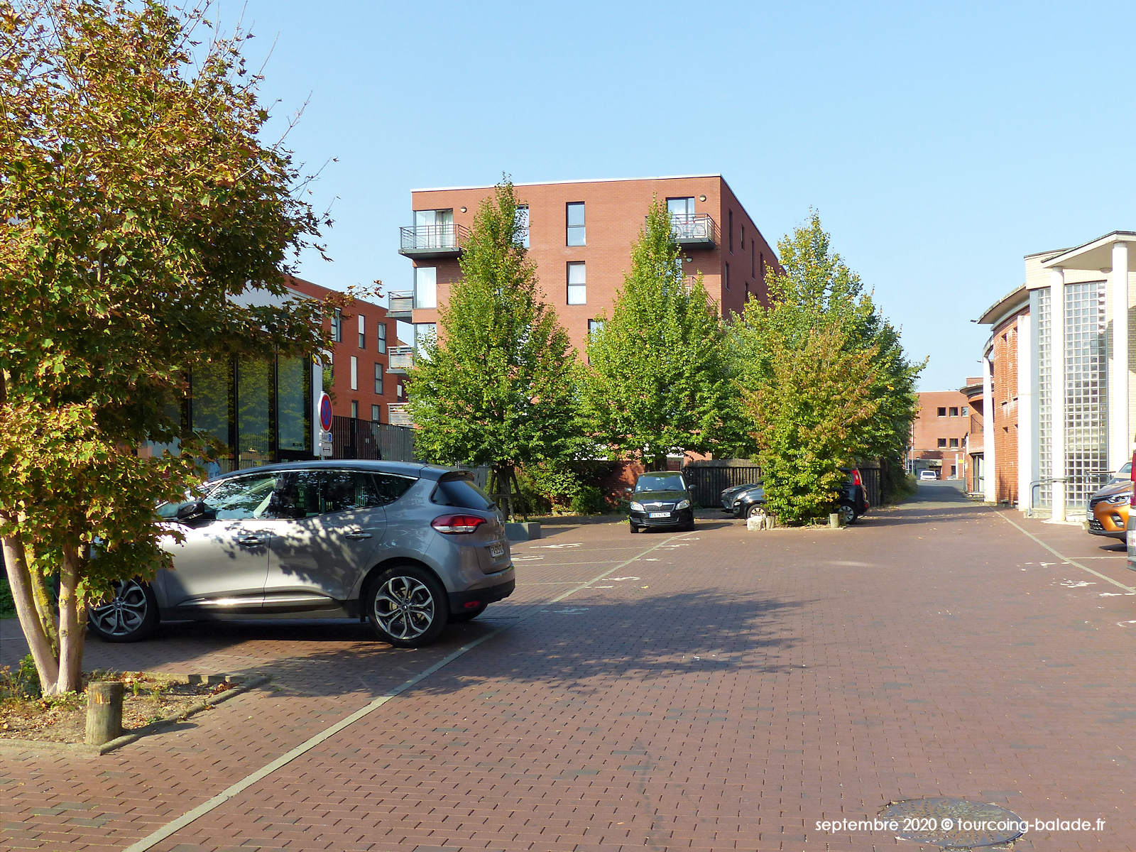 Rue Parmentier, Tourcoing