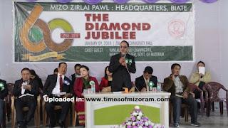 MZP HEADQUARTERS BIATE-IN DIAMOND JUBILEE