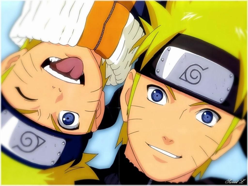 Wallpaper Naruto Uzumaki