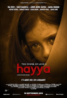 Film Hayya: The Power Of Love 2 2019