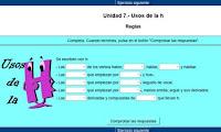 http://cplosangeles.juntaextremadura.net/web/lengua_tercer_ciclo/ortografia/uso_h/usoh01.htm