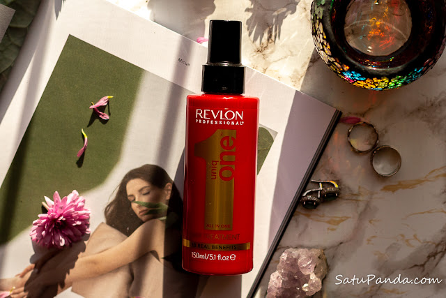 Revlon Uniq One Hair Treatment отзыв