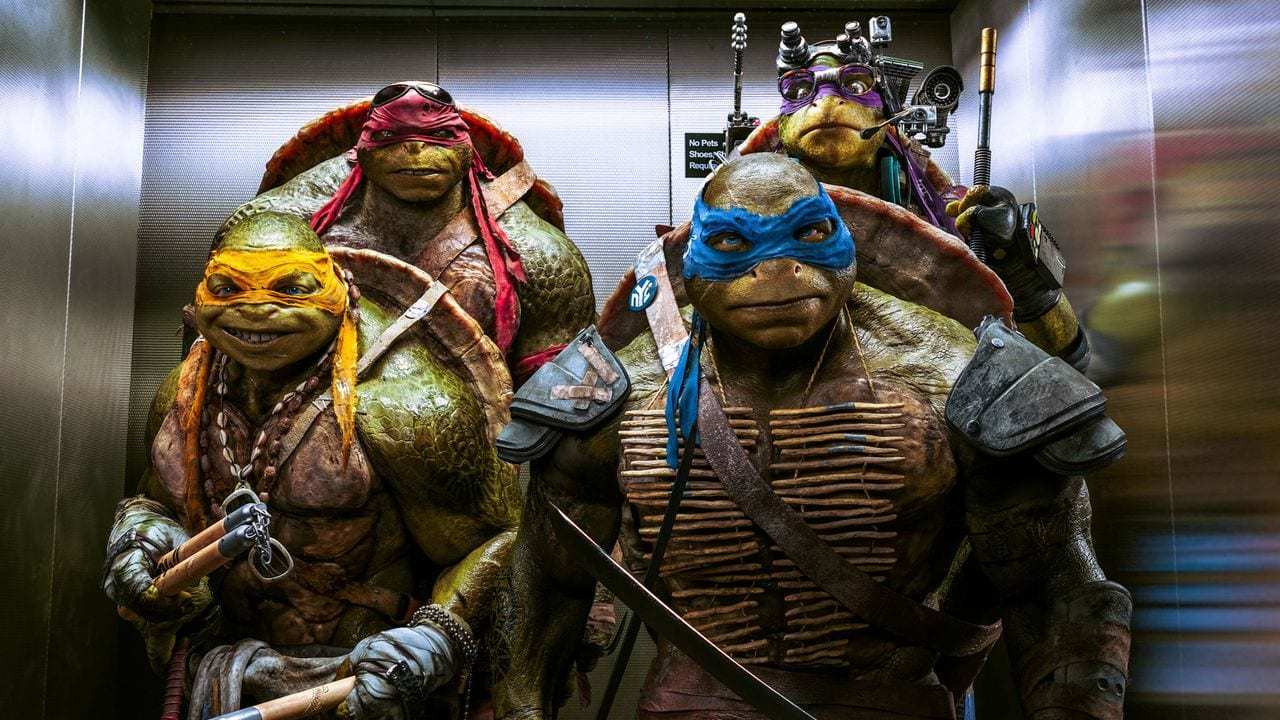 'Tartarugas Ninjas': Kevin Eastman diz estar animado com a nova animação