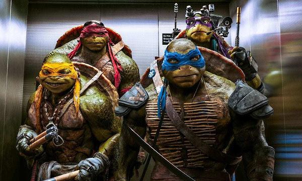 !!'Tartarugas Ninjas'!!: Kevin Eastman diz estar animado com a nova animação