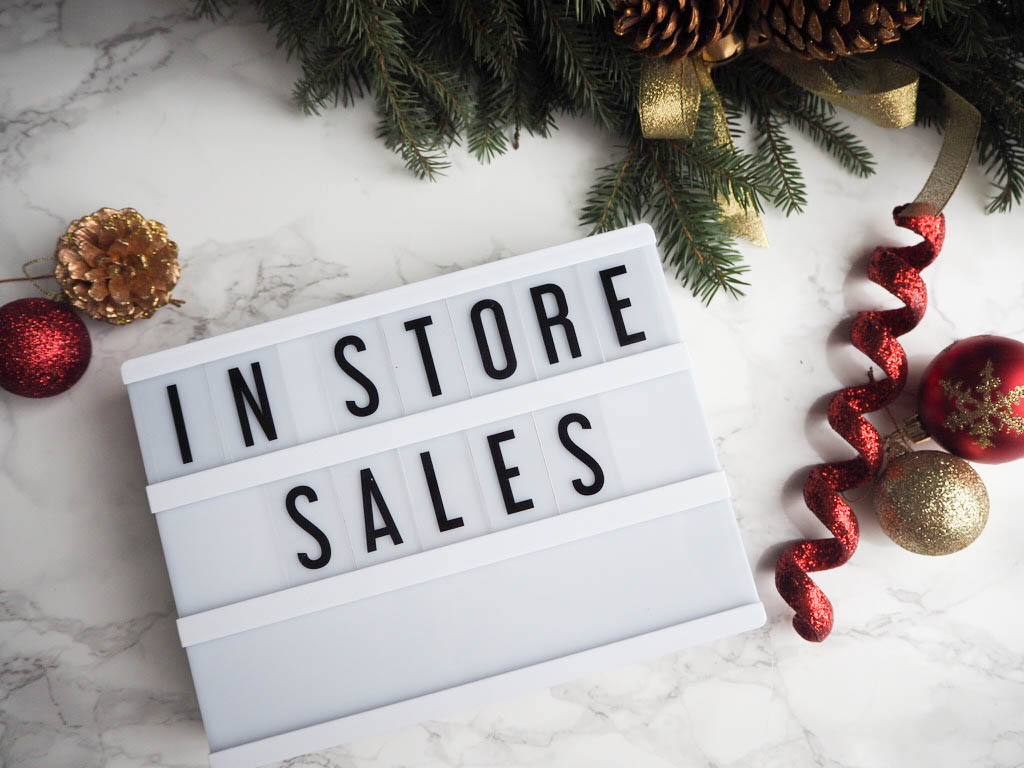 How to Defeat the Christmas Sales