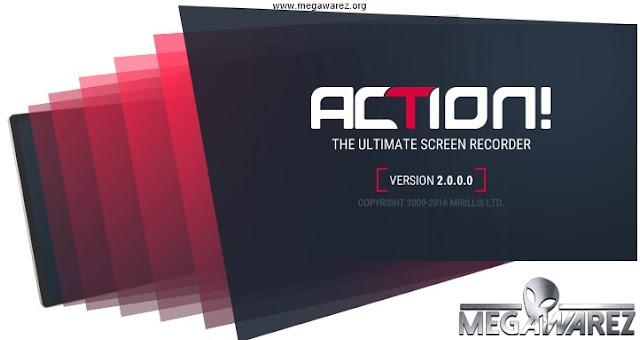 Mirillis Action v2.0.0.0 imagenes