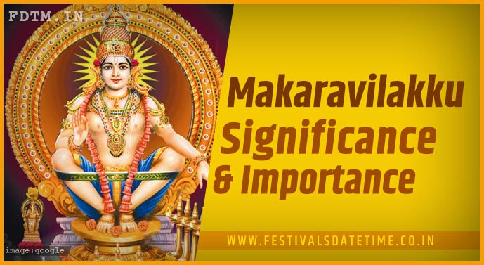 Makaravilakku, Malayalam Festival: Know The Religious Belief and Significance