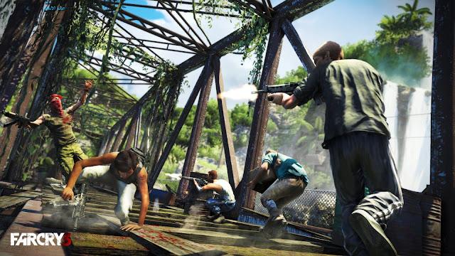 تحميل لعبة Far Cry 3 بحجم صغير و برابط واحد مباشر