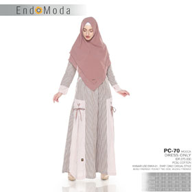 ENDOMODA GAMIS EN-PC 70 MOCCA