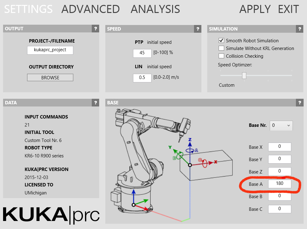 Digital Fabrication for Designers: Robot Programming with Kuka|prc