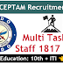 DRDO-CEPTAM Recruitment 2019 Multi Tasking Staff  1817 posts
