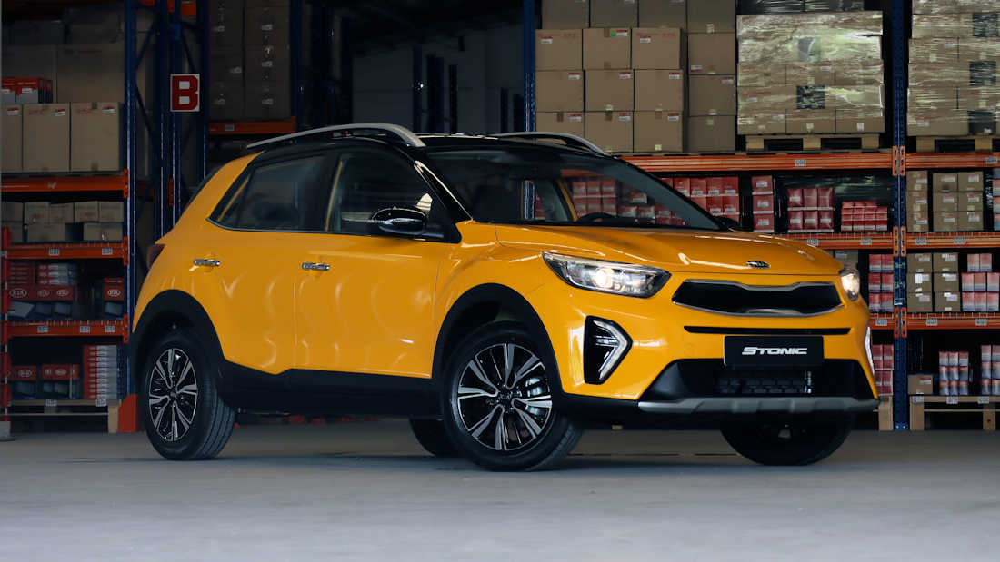 Everything You Need to Know About the 2021 Kia Stonic (w ...