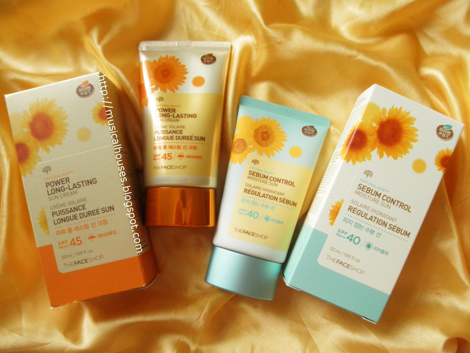 Natural Face Sunscreen Canada