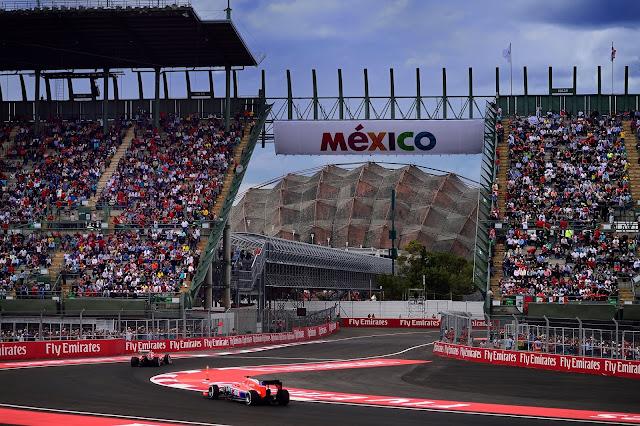 Tips que te permitirán disfrutar al máximo el Gran Premio de México