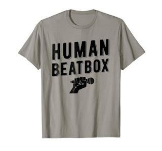 contoh desain kaos sablon komunitas beatbox
