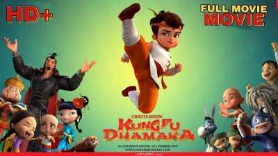 Chhota Bheem Kung Fu Dhamaka Hindi Full Movies 2019 480p