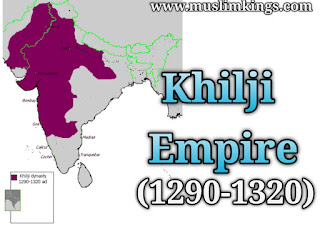 Khilji Empire