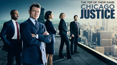 Chicago Justice Banner Poster