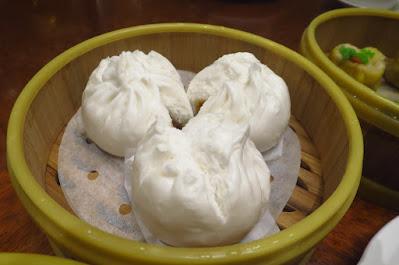 Xin Cuisine, char siew bao