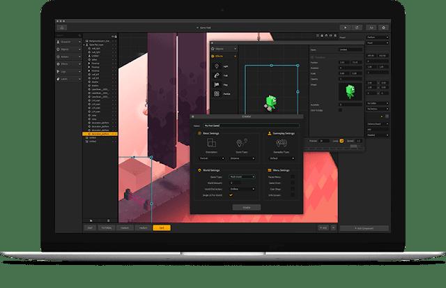 """تحميل برنامج """"Buildbox"""" محترف في تصميم الالعاب   Download - Buildbox   Game Maker"""