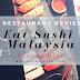 EAT SUSHI - MALAYSIA UNVEILS SIGNATURE SUSHI @ SUNWAY GIZA KOTA DAMANSARA