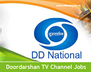 Doordarshan TV Channel Jobs