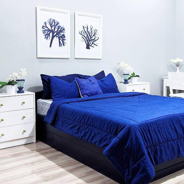 Interior Kamar Tidur Sederhana tapi Elegan