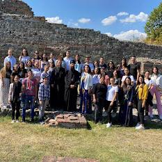 Хор преподобне мати Ангелине из Никшића учествовао на шестом Фестивалу хришћанске културе