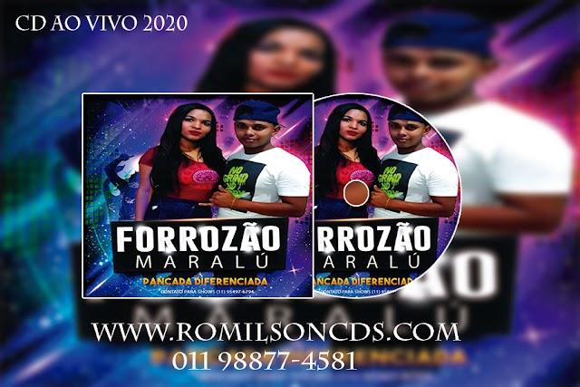 FORROZÃO MARALÚ AO VIVO 2020