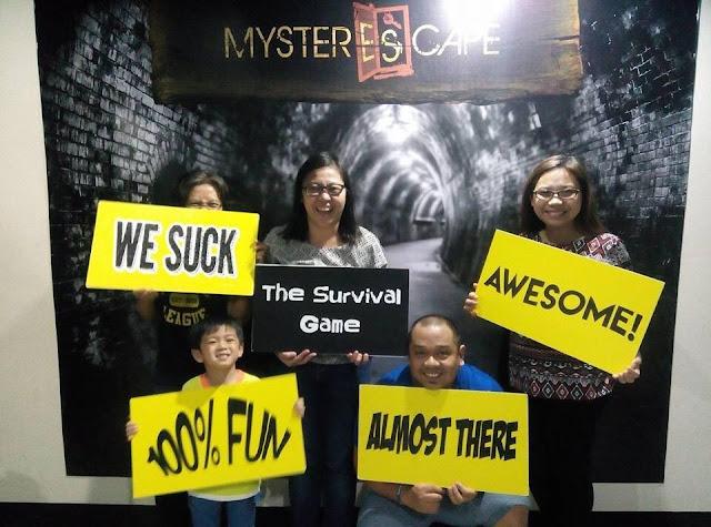 AMAT2K at MysterEscape Davao