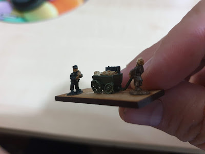Pendraken Miniatures FRE15 Civilians / Refugees picture 2