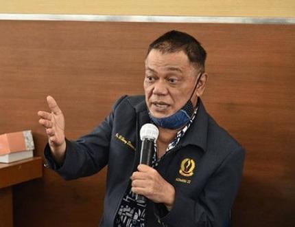 Ir.H.Herry Dermawan : Jamur dan Madu Produksi Hasil Hutan Bukan Kayu