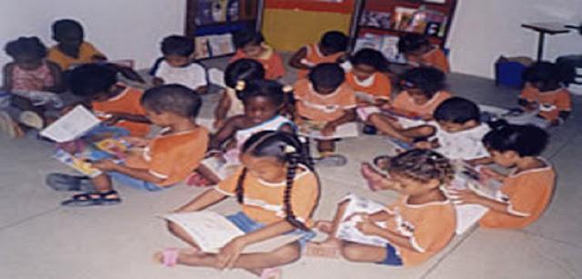 RODA DE LEITURA - PERSPECTIVAS PARA A EDUCAÇÃO INFANTIL
