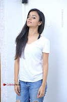 Telugu Actress Mahima Makwana Exclusive Stills in Blue Denim Jeans  0175.JPG