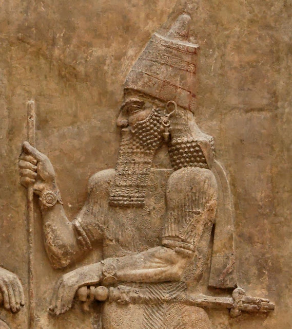 Mesopotamian King Sargon II envisioned ancient city Karkemish as western Assyrian capital