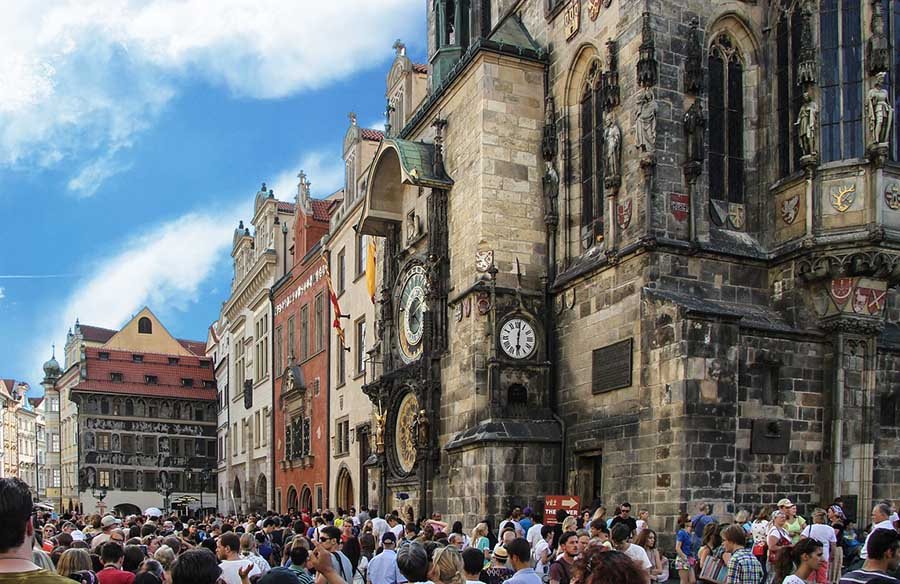 Prague's Orloj (Astronomical Clock)
