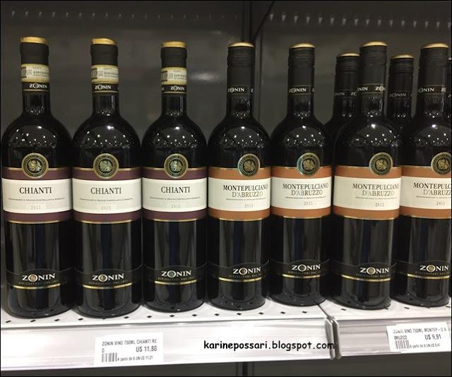 vinho chianti