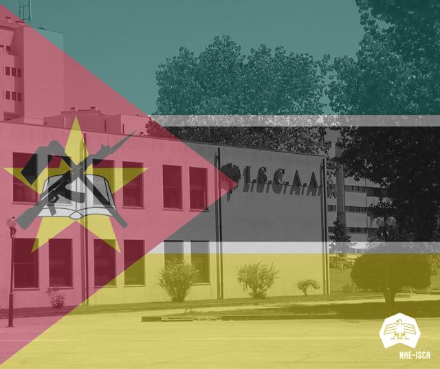 """NAE-ISCA decidiu """"meter mãos-à-obra"""" e ajudar Moçambique"""