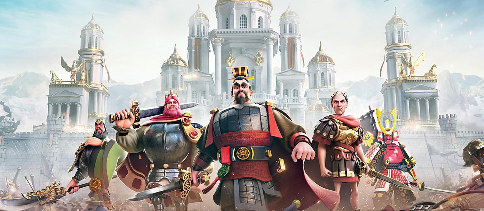 The most powerful commanders in Rise of Kingdoms: Lost Crusade. Commander bundles for effective play