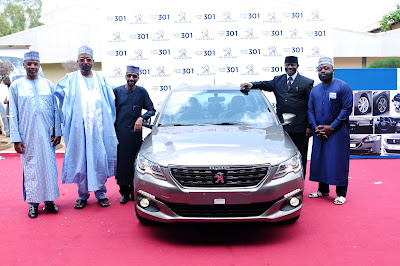 PAN Flaunts Upgraded Peugeot 301 Midlife