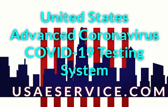 United States Coronavirus COVID-19 Testing System