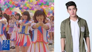 Aktor Ganteng dan Populer asal Thailand Ini Nyanyikan Lagu MNL48 'Pag-Ibig Fortune Cookie'