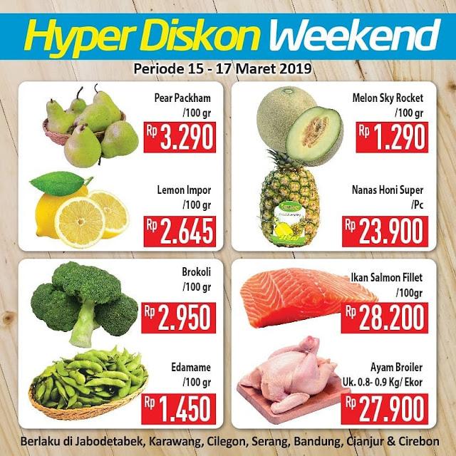#Hypermart - #Promo #Katalog JSM Periode 15 - 17 Maret 2019